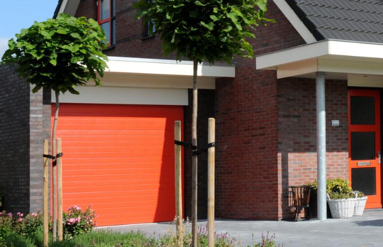 Branded Garage Doors