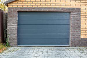 SD 10 Panel Design Sectional Garage Doors - Tradedor