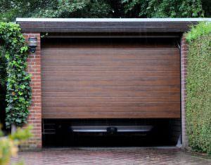 Electric Garage Doors - Tradedor