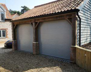 Roller Garage Doors - Tradedor